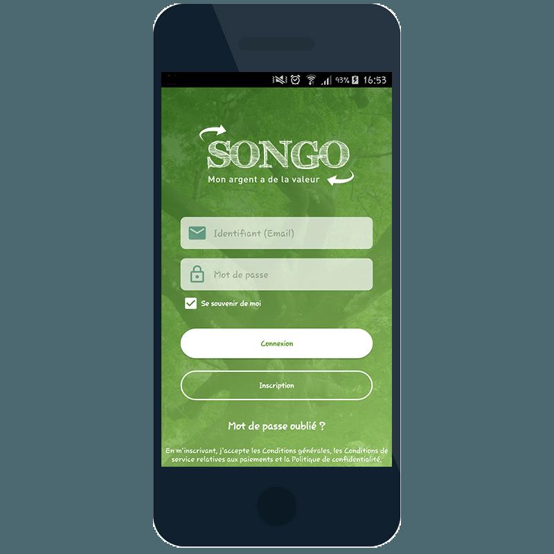 Inscription Songo