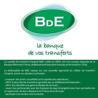 BdE Sign